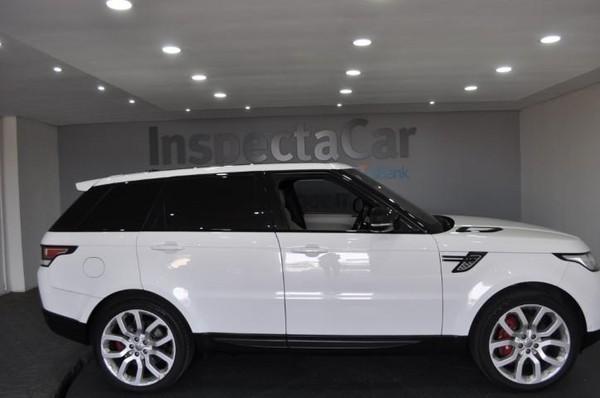 2014 Land Rover Range Rover Sport 5.0 V8 SC HSE DYNAMIC Gauteng Pretoria_0
