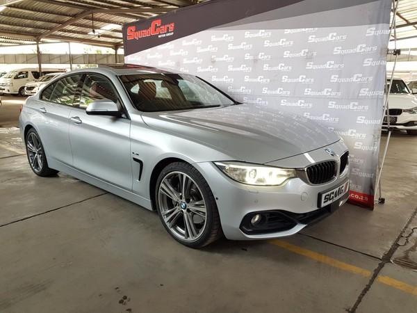 2014 BMW 4 Series 435i Gran Coupe Sport Line Auto Gauteng Pretoria_0