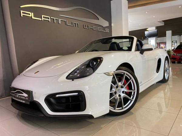 2014 Porsche Boxster GTS PDK 981 Gauteng Four Ways_0