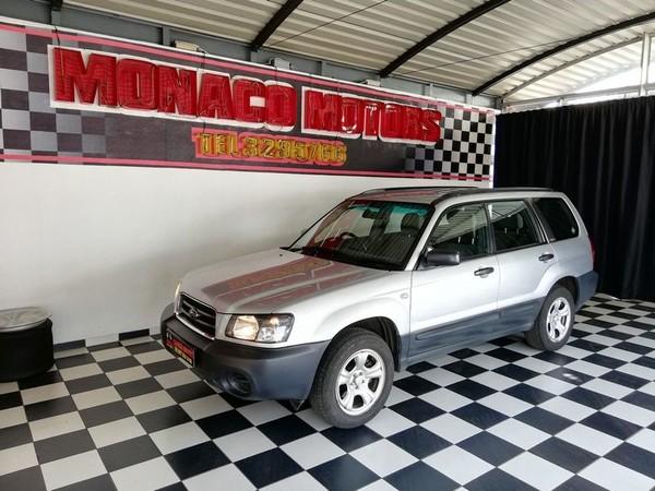 2004 Subaru Forester 2.5 X  Gauteng Pretoria_0