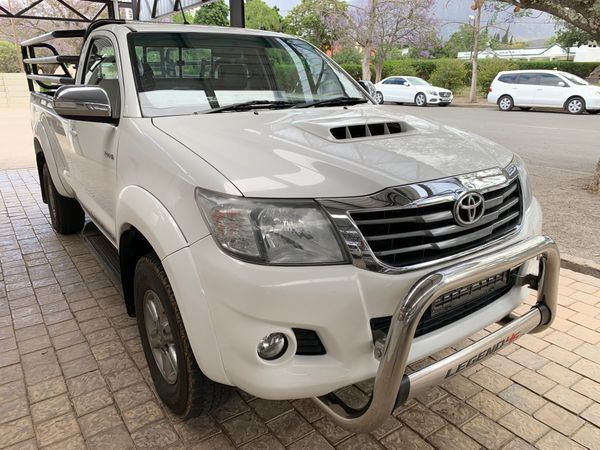 2015 Toyota Hilux HILUX 3.0 D-4D LEGEND 45 PU SC  R242 000 EX VAT Western Cape Robertson_0