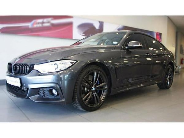 2015 BMW 4 Series 435i Gran Coupe M Sport Auto Gauteng Four Ways_0