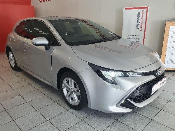 2019 Toyota Corolla 1.2T XR CVT 5-Door Gauteng Springs_0