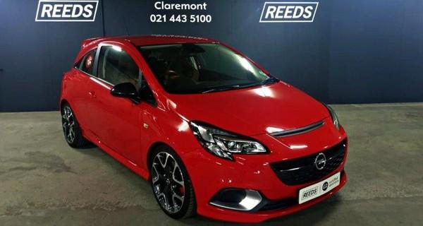 2019 Opel Corsa GSI 1.4T 3-Door Western Cape Claremont_0