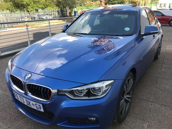 2016 BMW 3 Series 340i M Sport Auto Gauteng Germiston_0