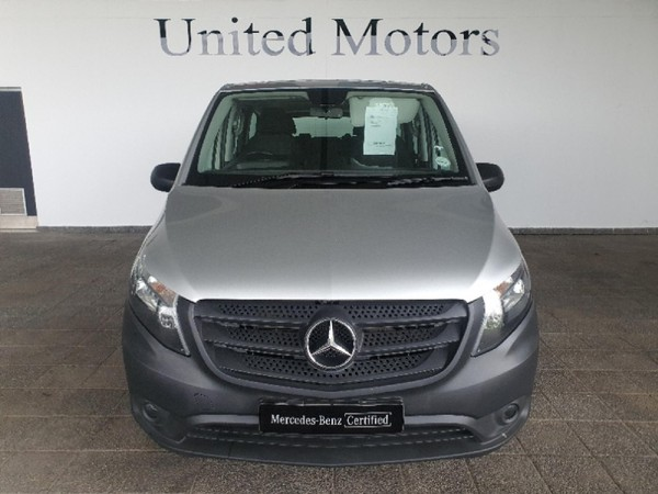 2018 Mercedes-Benz Vito 116 2.2 CDI Tourer Pro Auto Mpumalanga Secunda_0