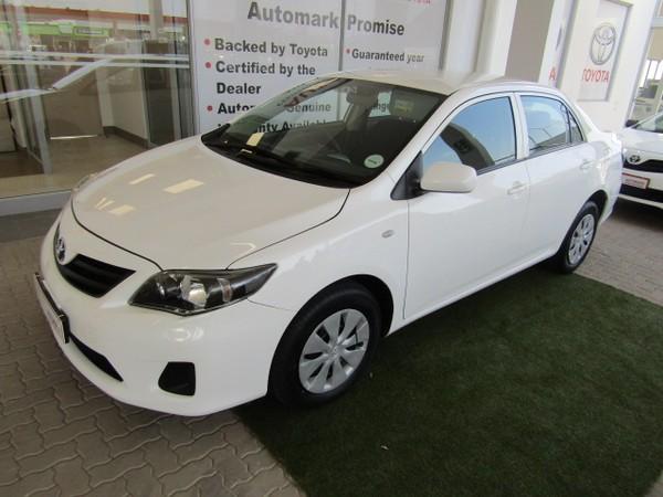 2018 Toyota Corolla Quest 1.6 Kwazulu Natal Pietermaritzburg_0