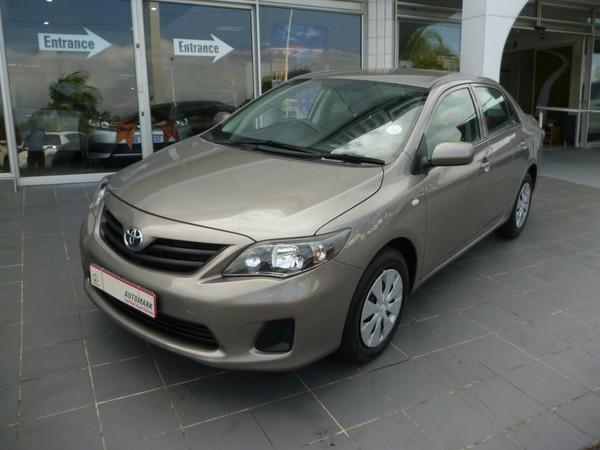 2018 Toyota Corolla Quest 1.6 Kwazulu Natal Durban North_0