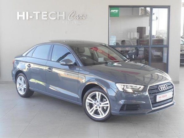 2018 Audi A3 1.0T FSI S-TRONIC PRomic Roof with Only 12000kms North West Province Rustenburg_0