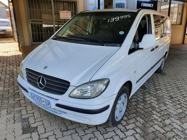 2004 Mercedes-Benz Vito 2004 mercedes-benz 115 CDI Gauteng Kempton Park_0