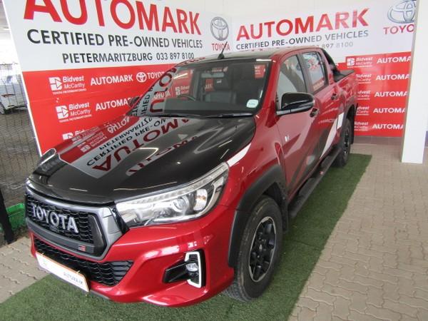 2019 Toyota Hilux 2.8 GD-6 GR-S 4X4 Auto Double Cab Bakkie Kwazulu Natal Pietermaritzburg_0