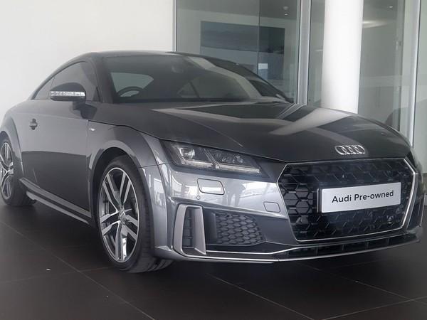 2019 Audi TT 2.0TFSi Coupe S Tronic45 TFSI Western Cape George_0