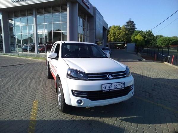 2019 GWM Steed STEED 5E 2.0 VGT SX Double Cab Bakkie Gauteng Randburg_0