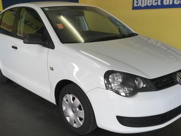 2014 Volkswagen Polo Vivo 1.4 Gauteng Roodepoort_0