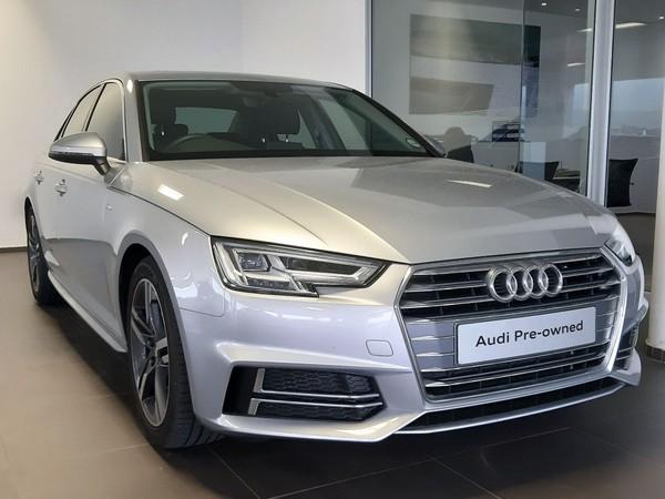 2019 Audi A4 1.4TFSI Sport S Tronic Western Cape George_0