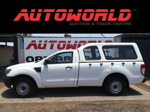 2015 Ford Ranger 2.2tdci Xl Lr Pu Sc  Gauteng Pretoria_0