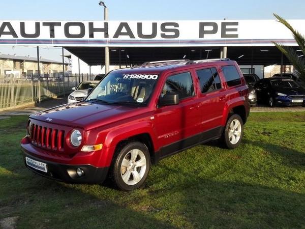2014 Jeep Patriot 2.4 Limited  Cvt At  Eastern Cape Port Elizabeth_0
