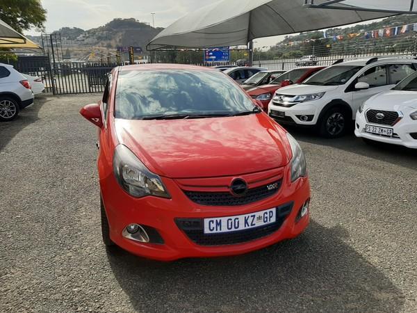 2013 Opel Corsa 1.6 Opc  Gauteng Johannesburg_0