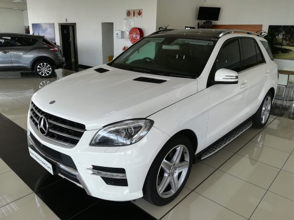 2014 Mercedes-Benz M-Class Ml 500 Be  Gauteng Boksburg_0