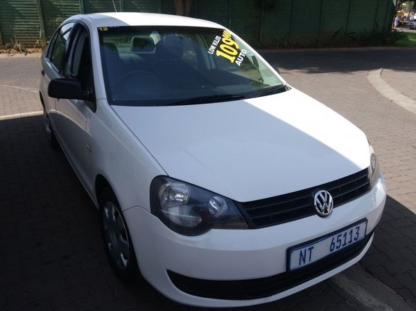 2012 Volkswagen Polo Vivo 1.4 Trendline Tip Gauteng Pretoria_0