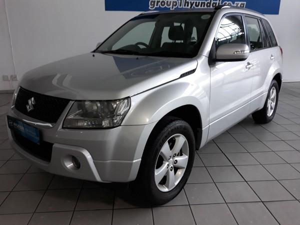 2011 Suzuki Grand Vitara 2.4  Western Cape Knysna_0
