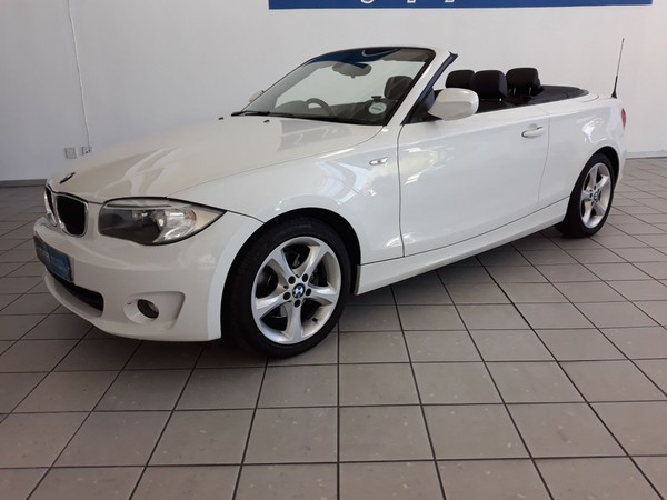 2013 BMW 1 Series 120i Convertible At  Western Cape Knysna_0