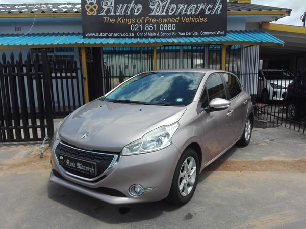 2012 Peugeot 208 1.2 Vti  Active 5dr  Western Cape Somerset West_0