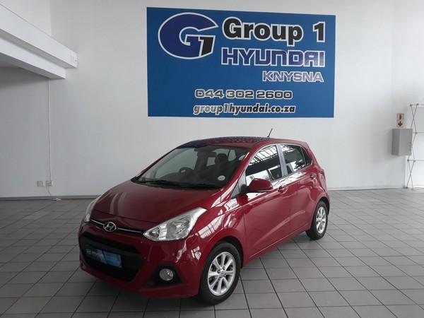 2014 Hyundai Grand i10 1.25 Fluid Western Cape Knysna_0