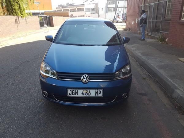 2016 Volkswagen Polo Vivo 1.4 Gauteng Johannesburg_0