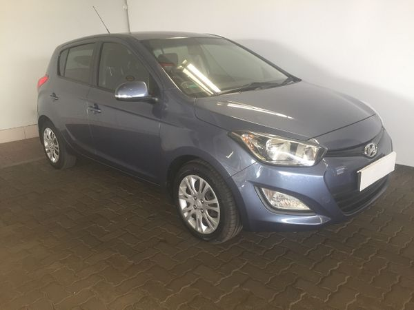 2014 Hyundai i20 1.4 Fluid  Gauteng Vereeniging_0