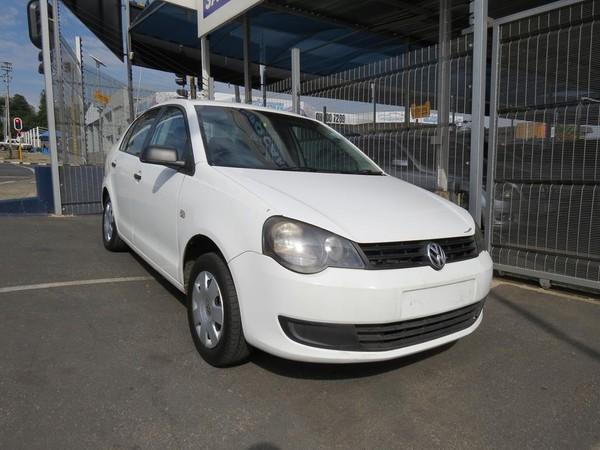 2012 Volkswagen Polo Vivo 1.6 Gauteng Johannesburg_0