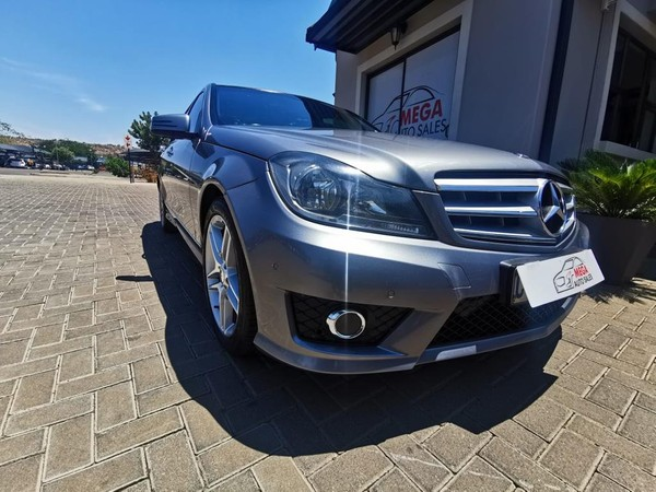 2013 Mercedes-Benz C-Class C200 Cdi Classic  At  Gauteng Pretoria_0