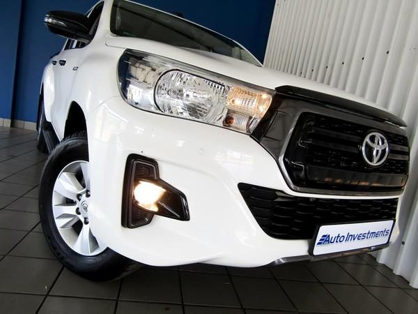 2019 Toyota Hilux 2.4 GD-6 RB SRX Double Cab Bakkie Mpumalanga Middelburg_0