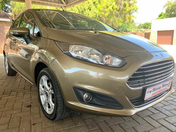 2013 Ford Fiesta 1.0 Ecoboost Trend 5dr  North West Province Klerksdorp_0