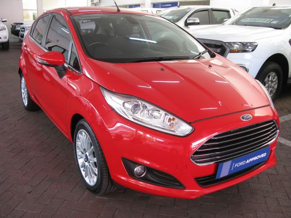 2014 Ford Fiesta 1.0 Ecoboost Titanium 5dr  Western Cape Goodwood_0