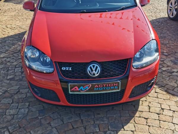 2007 Volkswagen Golf Vi Gti 2.0 Tsi Dsg  Gauteng Lenasia_0