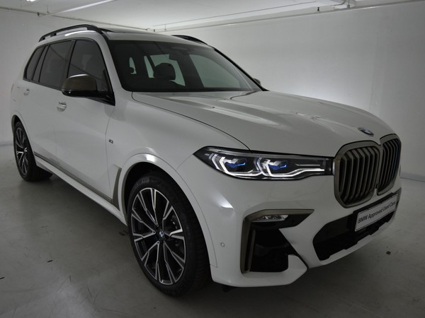 2019 BMW X7 M50d G07 Gauteng Pretoria_0