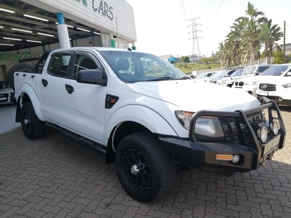 2014 Ford Ranger 2.2tdci Xl Pu Dc  Kwazulu Natal Pinetown_0