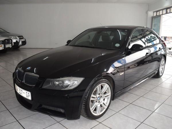2007 BMW 3 Series 323i AT  Gauteng Edenvale_0