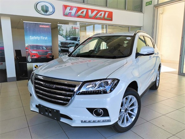 2019 Haval H2 1.5T City Auto Gauteng Four Ways_0