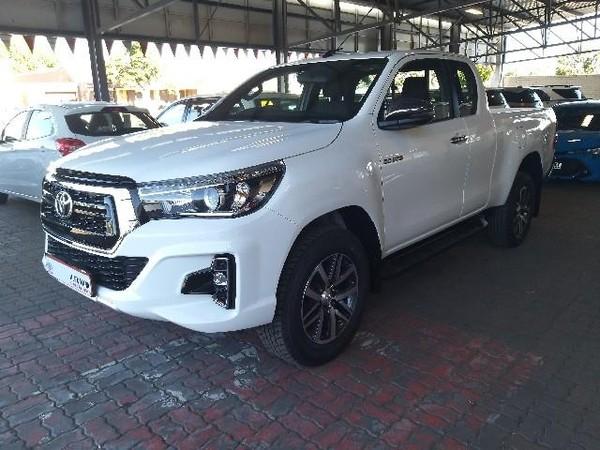 2019 Toyota Hilux 2.8 GD-6 RB Raider PU ECAB Eastern Cape King Williams Town_0