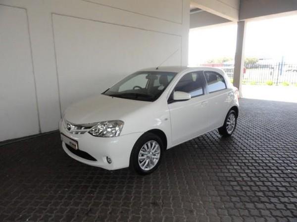 2017 Toyota Etios 1.5 Xs 5dr  Gauteng Brakpan_0
