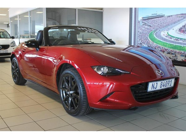 2016 Mazda MX-5 2.0 Roadster Coupe Eastern Cape Nahoon_0