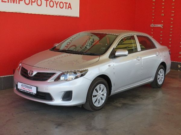 2018 Toyota Corolla Quest 1.6 Limpopo Polokwane_0