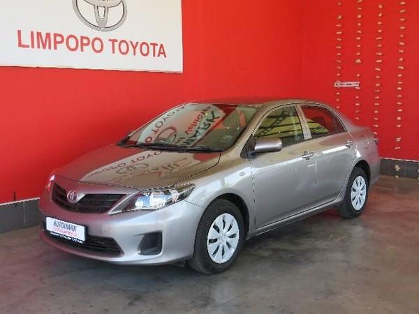 2018 Toyota Corolla Quest 1.6 Auto Limpopo Polokwane_0