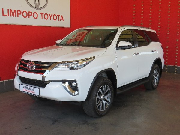 2018 Toyota Fortuner 2.8GD-6 4X4 Limpopo Polokwane_0