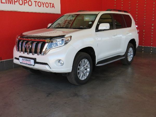 2015 Toyota Prado VX 3.0 TDi Auto Limpopo Polokwane_0