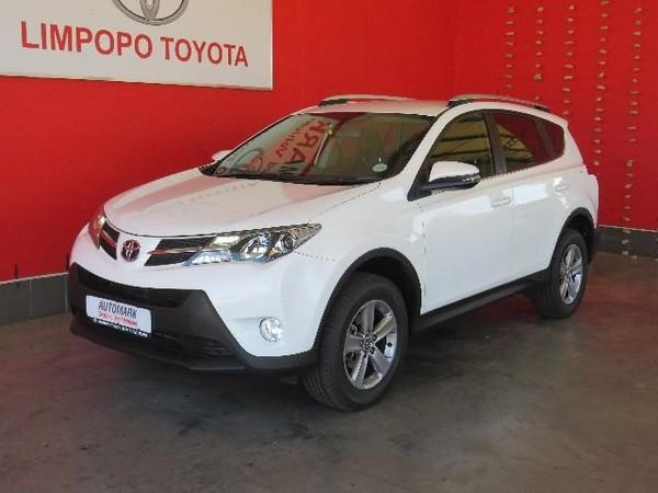 2015 Toyota Rav 4 2.0 GX Auto Limpopo Polokwane_0