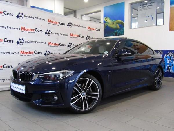 2019 BMW 4 Series 420D Gran Coupe M Sport Gauteng Roodepoort_0