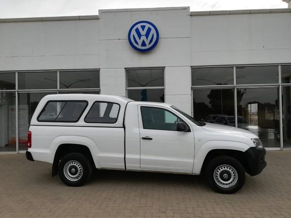 2014 Volkswagen Amarok 2.0tdi Trendline 90kw Sc Pu  Gauteng Benoni_0